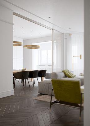Casas estilo minimalista interiores