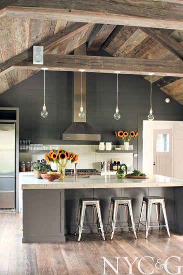 Casas estilo rustico moderno decoracion de interiores for Fachadas de casas estilo rustico moderno