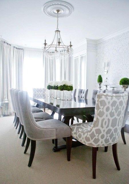 Centros de mesa para comedor | Como Organizar la Casa | Fachadas ...