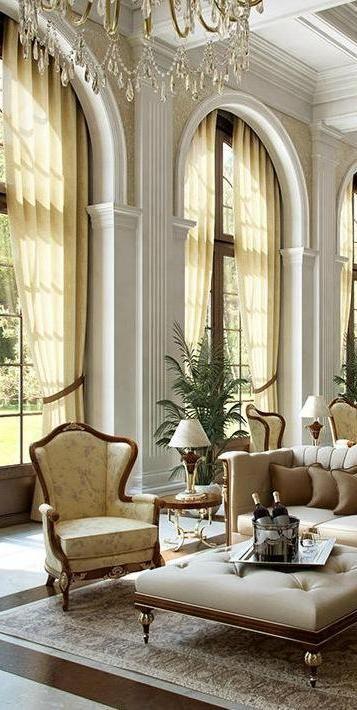 Claves en la decoración de interiores estilo luis xv