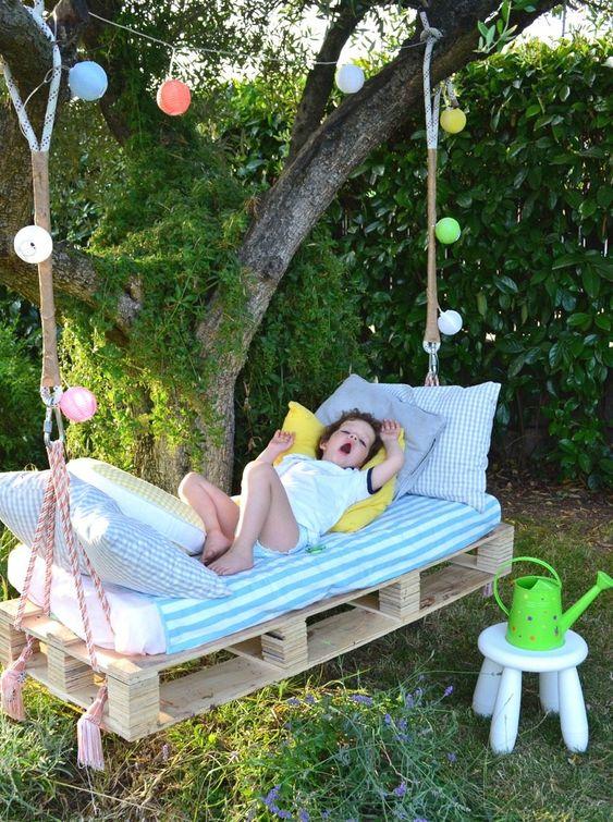 Ideas para tu lugar de descanso decoraci n 2018 for Pinterest gartenideen
