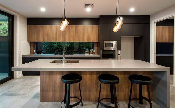 cocina americana tendencias para transformar tu hogar