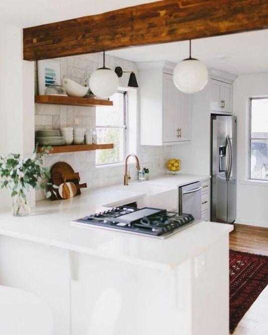 Cocina americana tendencias para transformar tu hogar for Cocina americana pequena
