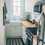 Cocinas muy pequeñas
