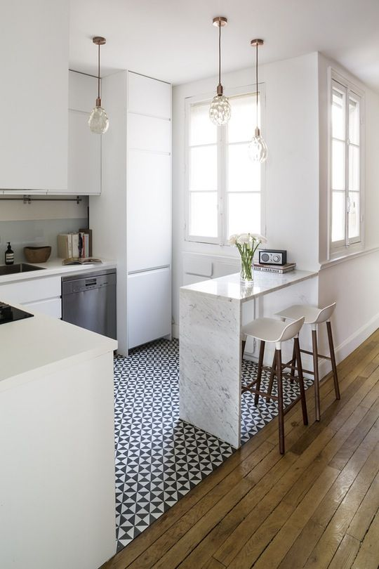 Cocinas pequeñas y bonitas