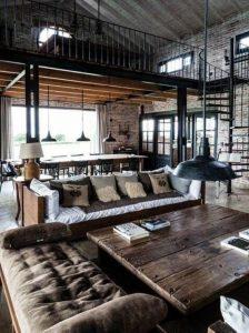 Como decorar estilo industrial