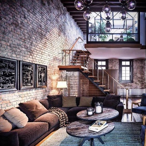 Como decorar estilo industrial