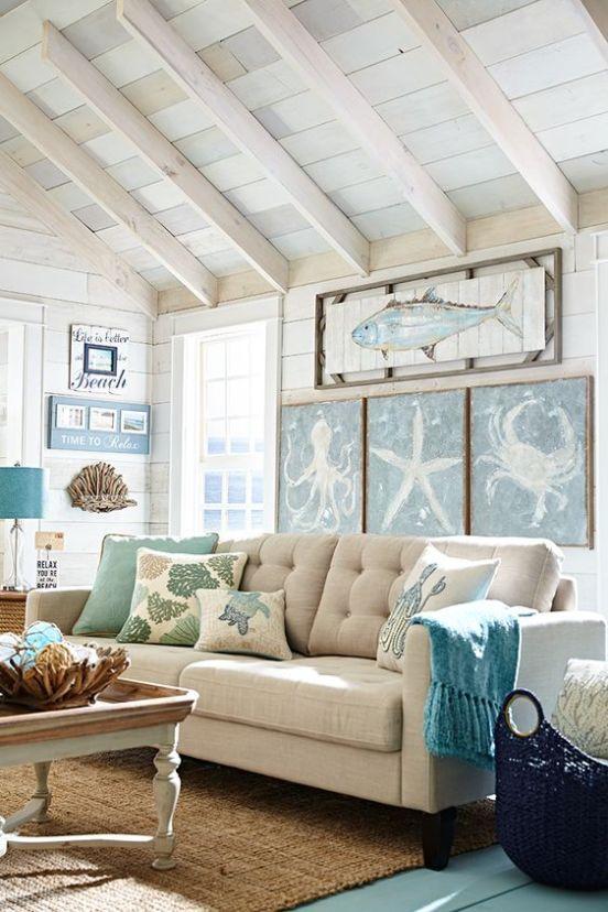Como decorar la casa estilo marinero