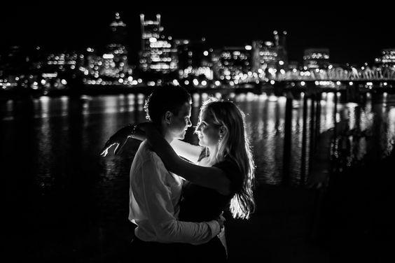 como hacer fotografia en la noche
