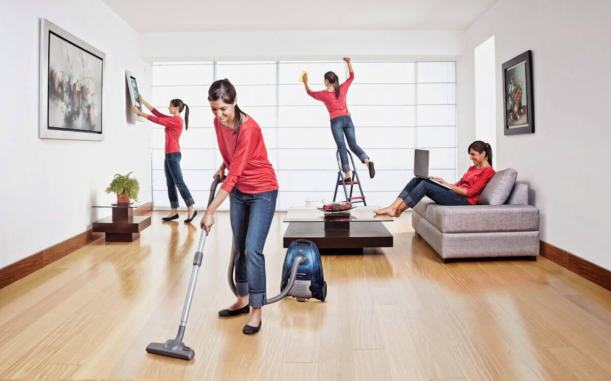 Como mantener mi casa limpia y ordenada