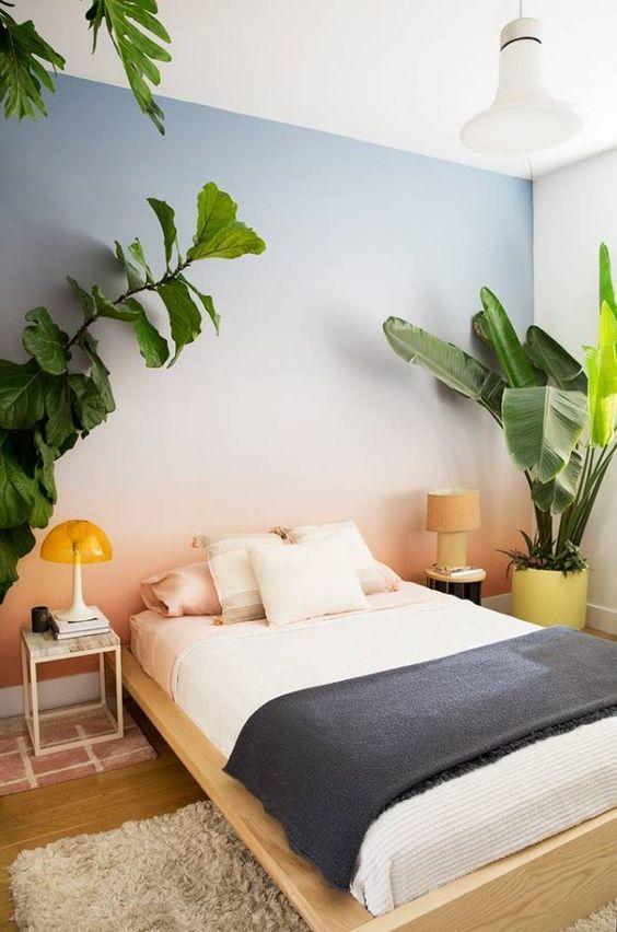Tips y consejos para pintar paredes t cnicas e ideas - Ideas para pintar una casa moderna ...