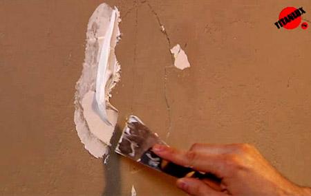 Como preparar una pared para pintar