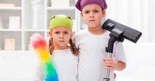 ¿Cuales son las tareas del hogar?