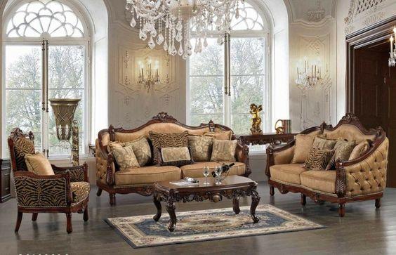 Decoracion de interiores estilo luis xv