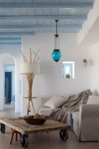 Decoración estilo mediterránea