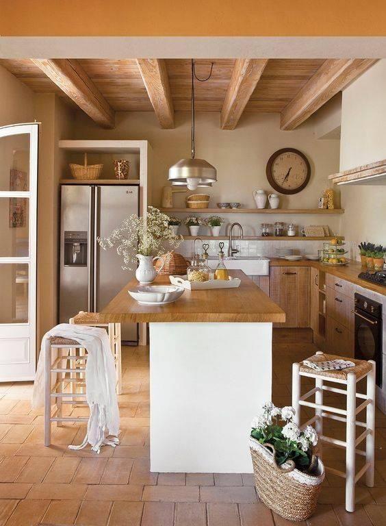 Vistoso Cocina Diseña Casas De Estilo Colonial Viñeta - Ideas de ...