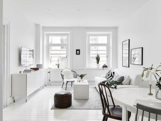 Como decorar la casa estilo minimalista 30 ideas para tu for Decoracion casa minimalista