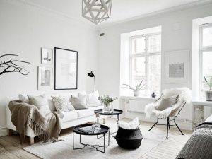 Decoracion minimalista para casas pequeñas