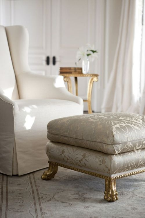 Decoracion moderna con muebles luis xv