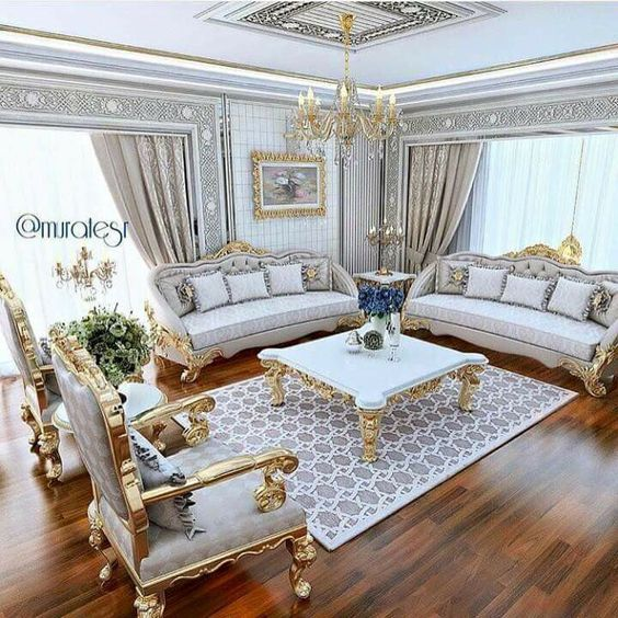 Decoracion de interiores estilo luis xv ideas e imagenes for Decoracion de interiores luis xv