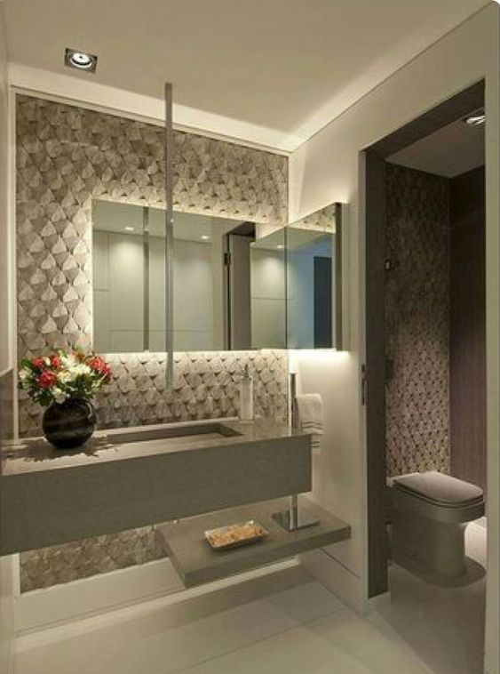 Acabados para paredes exteriores e interiores tendencias for Diseno de paredes interiores casas