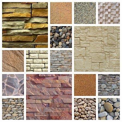 Acabados para paredes exteriores e interiores tendencias for Tipos de piedras para paredes exteriores