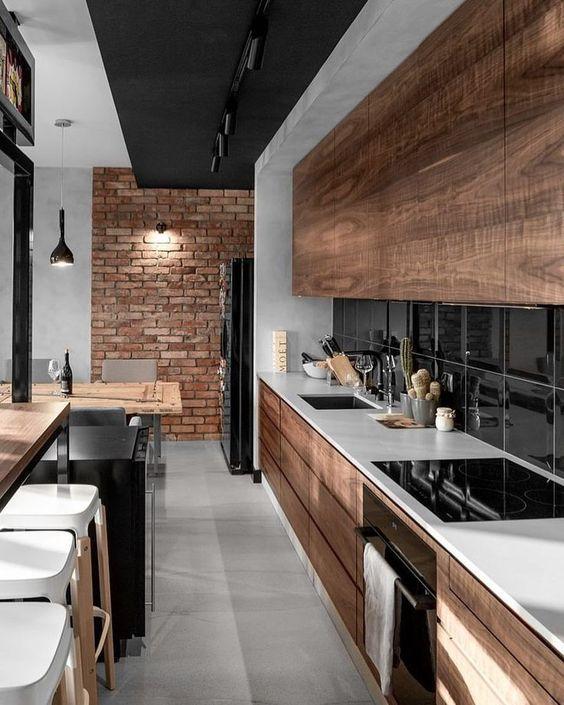 Industrial Home Design Endüstriyel Ev Tasarımları: Detalles De Decoración En