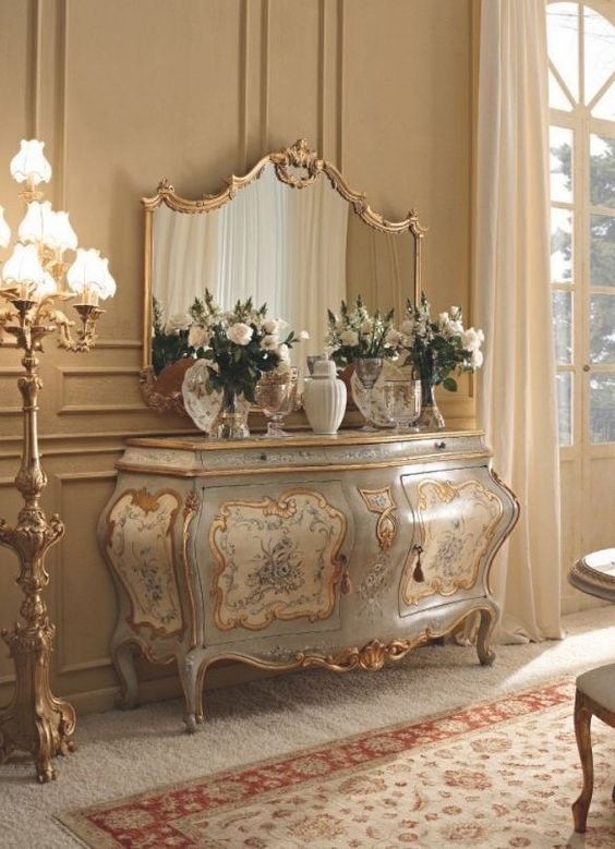 Estilo luis xv decoracion de interiores fachadas para for Decoracion de interiores luis xv