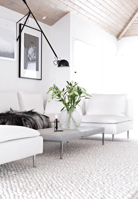 Estilo minimalista diseño de interiores | Decoracion de interiores ...