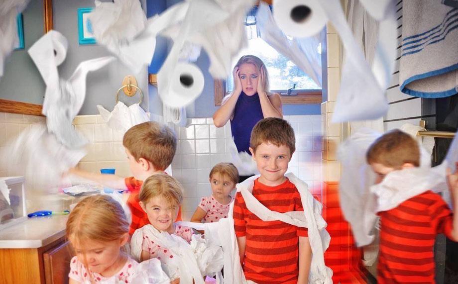 Estrategias para niños desordenados