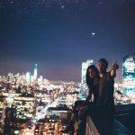 fotografias tomadas en la noche