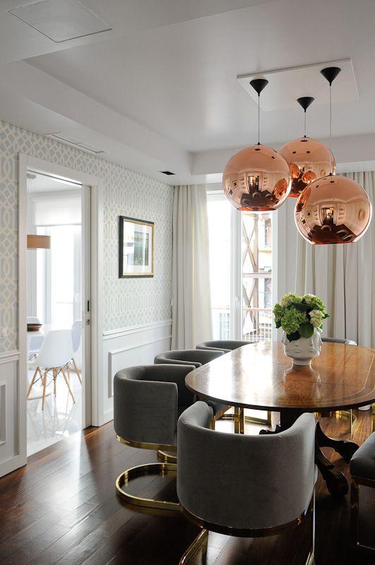 Lamparas para comedor modernas - Decoracion de interiores Fachadas ...