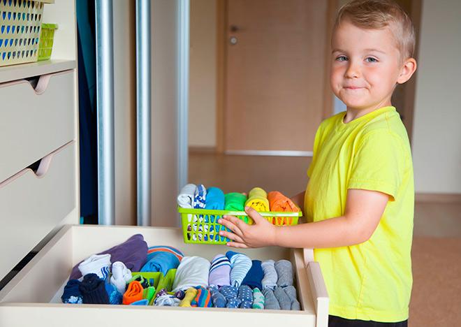 Listas de tareas que puedes delegar a los niños