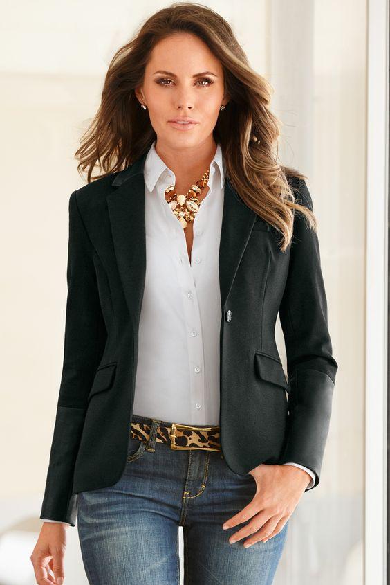 look formal para mujeres maduras