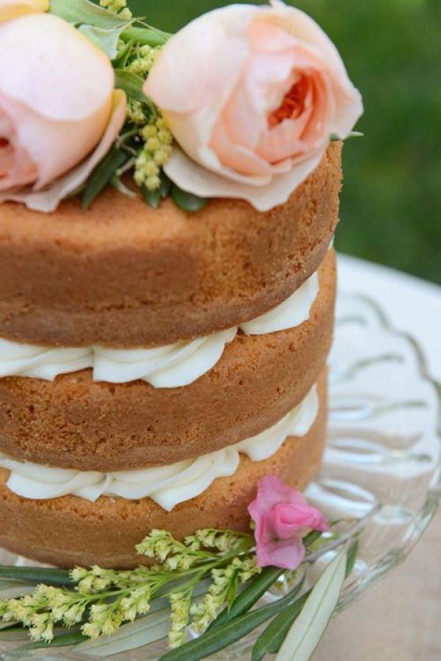 paso a paso para elaborar naked cake 2