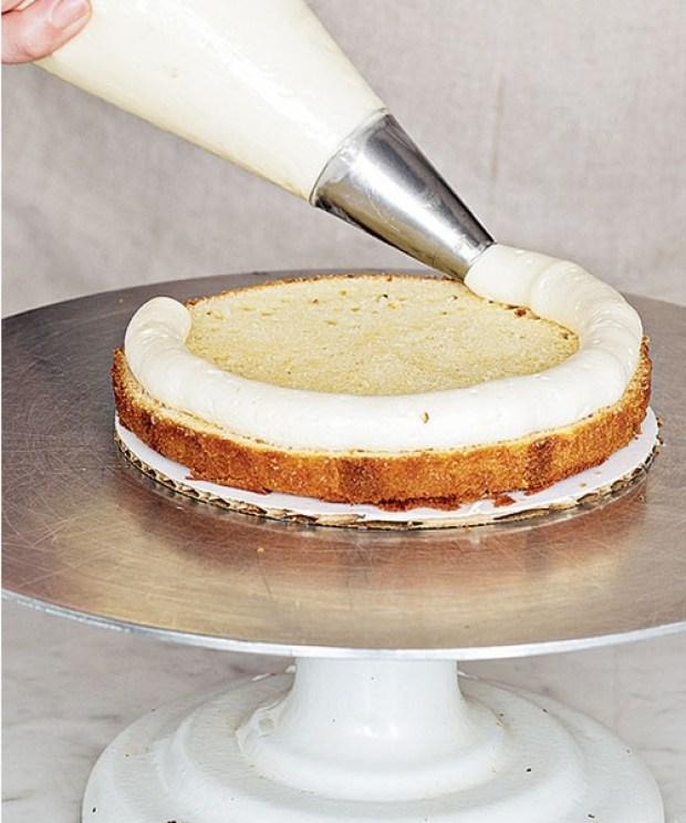 paso a paso para elaborar naked cake 4