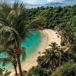 playa zicatela en mexico