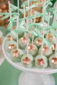 postres para la mesa de dulces