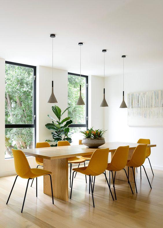 Como elegir la lampara para el comedor ideas de decoraci n - Lamparas de comedor ...