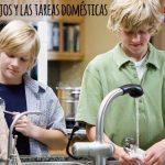 Tareas domesticas para adolescentes