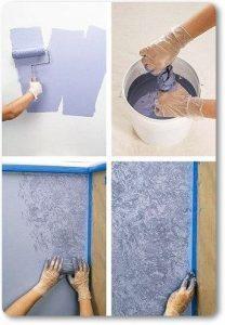 Tecnicas para pintar una habitacion