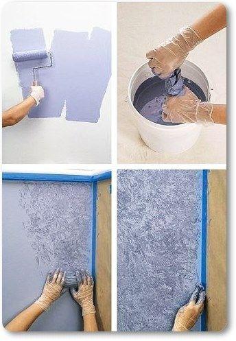 Tips y consejos para pintar paredes t cnicas e ideas - Pasos para pintar una habitacion ...