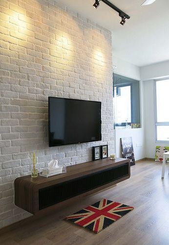 Acabados para paredes exteriores e interiores tendencias for Tipos de revestimientos para paredes