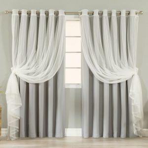 Colores de cortinas modernas3