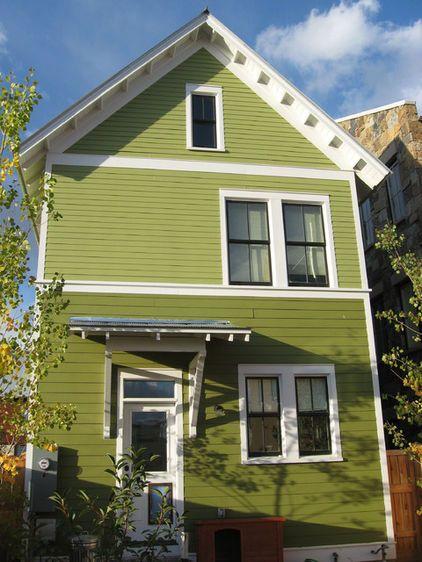 Colores para pintar fachadas de casas tendencias 2019 for Colores para pintar una casa