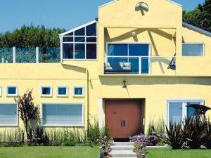 Colores para pintar casa por fuera 20184