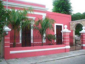 Colores para pintar fachadasde casas20163