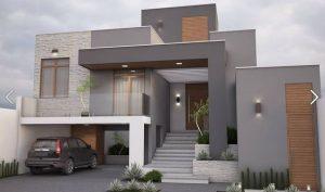 Colores parapintar fachadas de casas20174