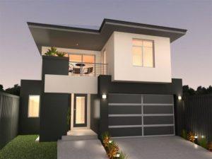 Colores parapintar fachadas de casas20175
