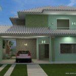Colores parapintar fachadas de casas20176